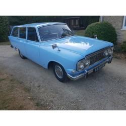 Ford Zodiac - 1964
