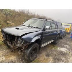 Mitsubishi L200 Distressed...