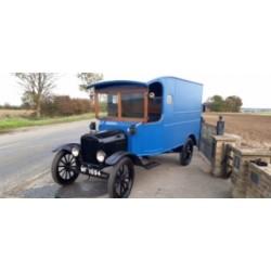 Ford TT Van - 1923