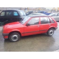 Vauxhall Nova - 1990