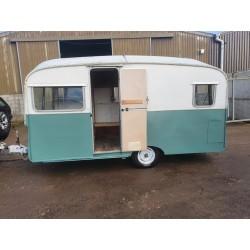 Caravan - 1950's