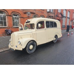 Morris Ambulance - 1956