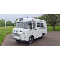 Morris Ambulance - 1968