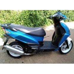 125cc Moped 2010