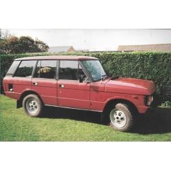 Range Rover Classic - 1972