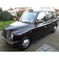 LTI TX1 Taxi - 1998