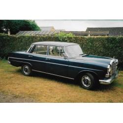 Mercedes 200 Fintail - 1967