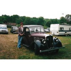 Morris Ten - 1936