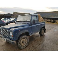 Land Rover Defender - 1998
