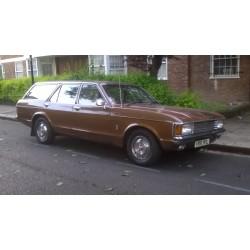 Ford Granada Estate - 1972