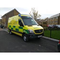 Incident Response Ambulance...