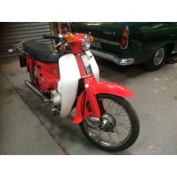 Honda C90 - 1979
