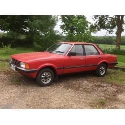 Ford Cortina Mk 5 - 1982