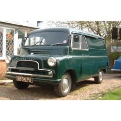 Bedford CA Van - 1961