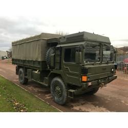 MAN HX60 18.330 4x4 Military