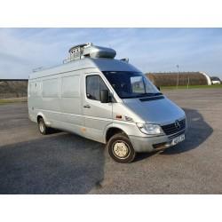 Mercedes Sprinter OB Van -...