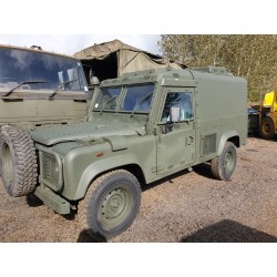 Land Rover Wolf Military