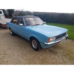 Ford Cortina Mk 4 - 1979