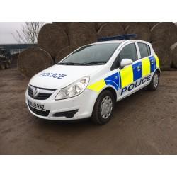 Vauxhall Corsa Police Car -...