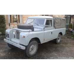 Land Rover Series 2 LWB - 1965