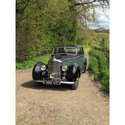 Bentley MK VI - 1951