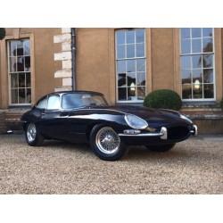 Jaguar E Type - 1961