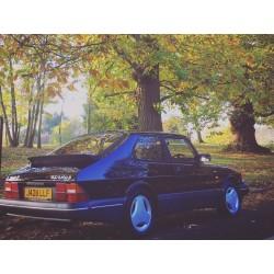 Saab 900 Turbo S - 1992
