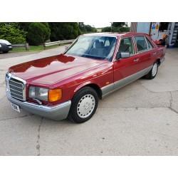 Mercedes 420 SEL - 1988
