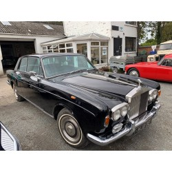 Rolls Royce Mulliner Park...