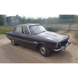 Rover P6 - 1973