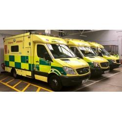 Mercedes Sprinter Ambulance...