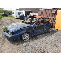 Volvo t5  burnt