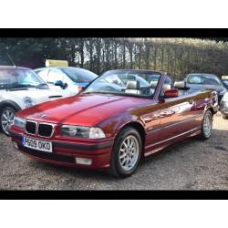 BMW E36 318i Convertible -...