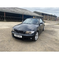 BMW 125i Convertible - 2008