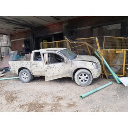 Isuzu Pickup Distressed
