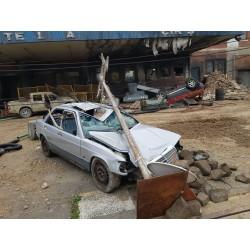 Mercedes 190E Distressed