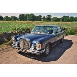 Mercedes 300 SEL 6.3 - 1971