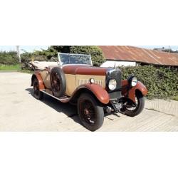 Alvis 12 - 50 - 1925