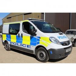Vauxhall Vivaro SOCO Police...