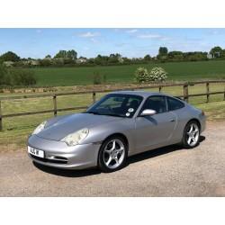 Porsche 911- 2001