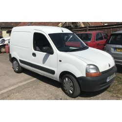 Renault Kangoo - 2001