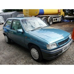 Vauxhall Nova - 1991