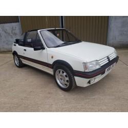 Peugeot 205 CTI - 1991