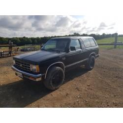 Chevrolet Blazer - 1983