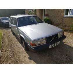 Volvo 740 - 1989