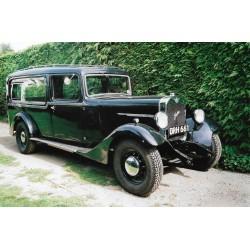 Austin 20 Hearse - 1936