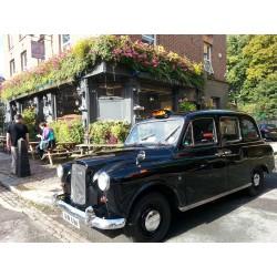 Austin FX4 London Taxi - 1974