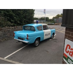 Ford Anglia Police Car - 1967