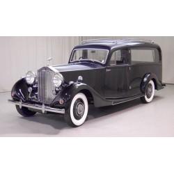 Rolls Royce Wraith Hearse -...