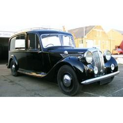 Daimler DE27 Hearse - 1949